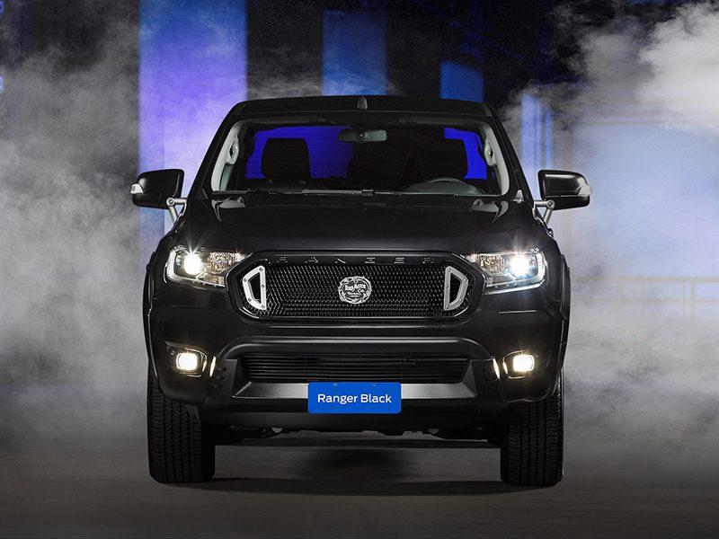 FORD | Conheça a Ranger Black Edition Concept, nova picape da marca!