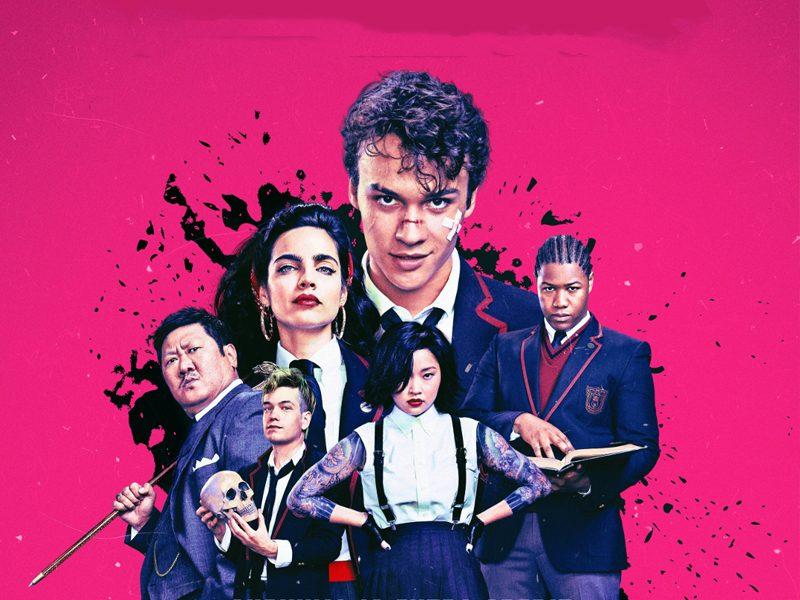 DEADLY CLASS | Canal Syfy divulga novo trailer da série de terror!