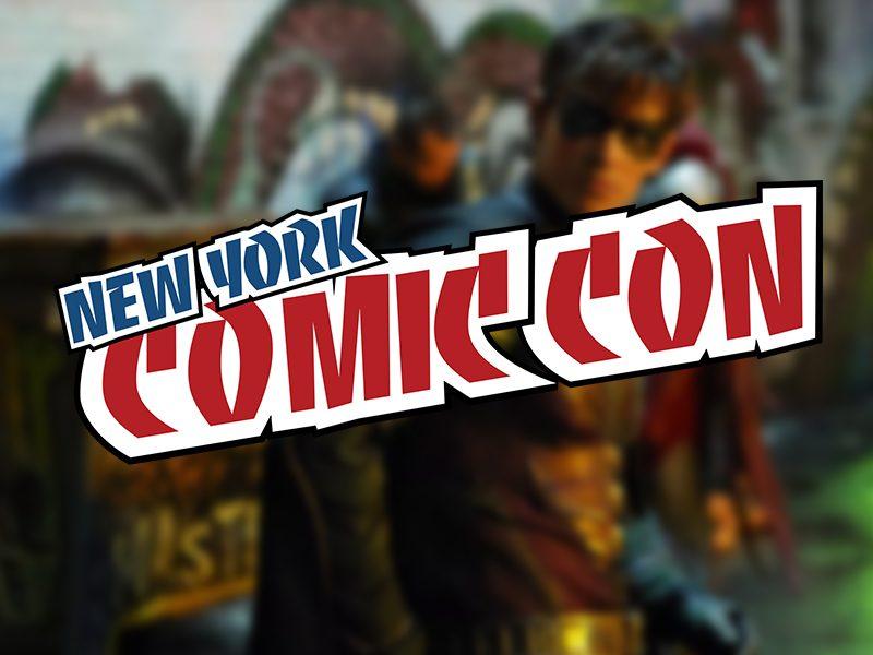 NYCC   Confira a programação completa do evento!