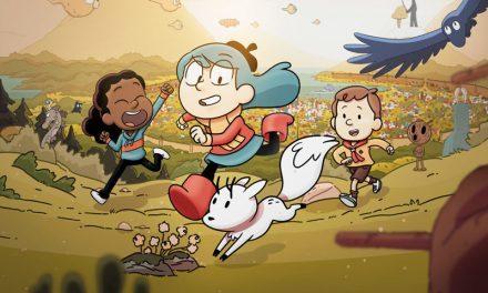HILDA | A série animada mais fofa que você verá hoje!