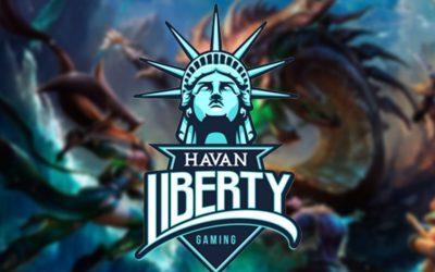 HAVAN LIBERTY GAMING | Seu sonho de ser pro-player de LOL começa agora!