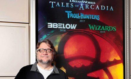 NYCC | Guillermo del Toro anuncia Tales of Arcadia, três animações interligadas!