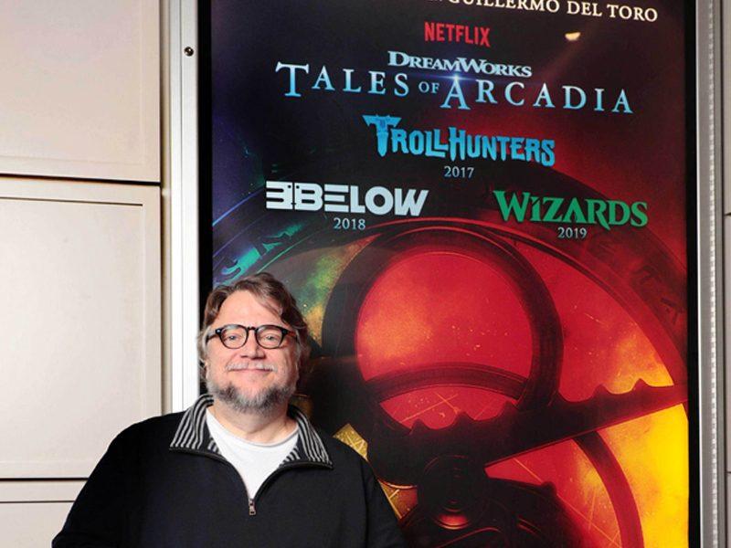 NYCC   Guillermo del Toro anuncia Tales of Arcadia, três animações interligadas!