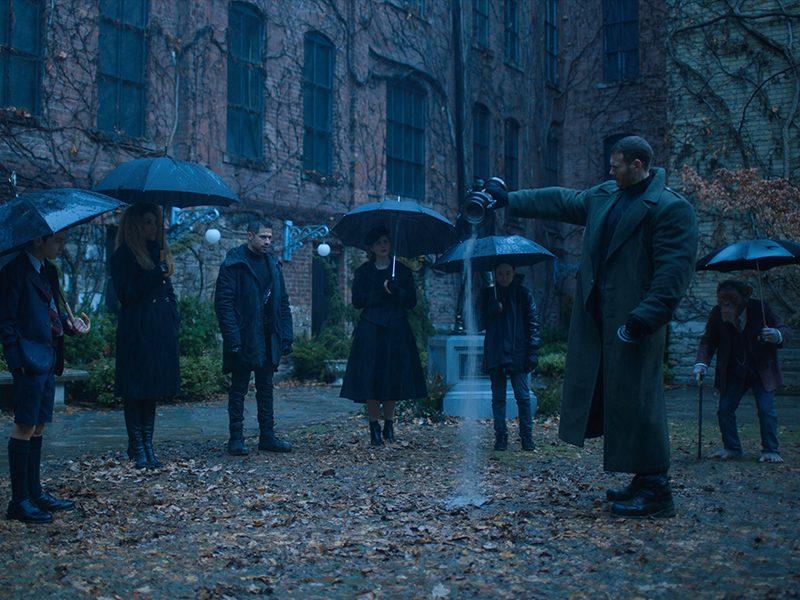 NYCC   Netflix fala mais e libera fotos de The Umbrella Academy!