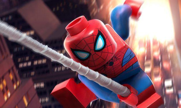 NYCC | Marvel anuncia especial de Lego Homem Aranha!