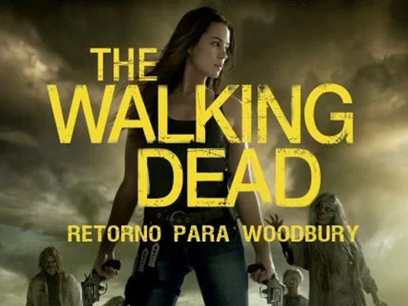 THE WALKING DEAD | Retorno para Woodbury é o oitavo livro da série!