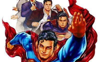 CCXP | Pôster oficial do evento homenageia o aniversário do Superman!