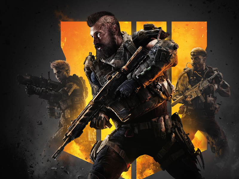 BGS | Activision vai levar Call of Dutty: Black Ops 4 para o evento!