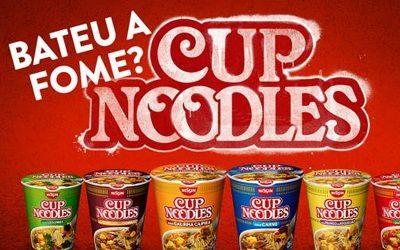 BGS | Se você é fã de Cup Noodles, vá correndo para o estande da empresa durante o evento!