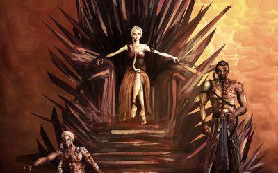 GAME OF THRONES | Leia um trecho incrível do livro Fire and Blood!