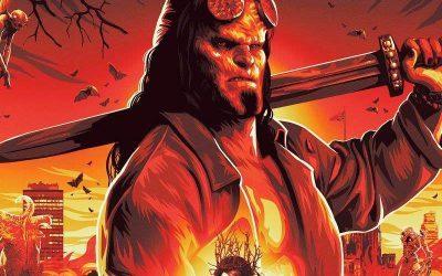 NYCC | Novo Hellboy diz que filme não é cheio de CGI como Venom!
