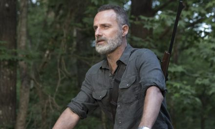 THE WALKING DEAD | Maggie e Rick começam a construir suas saídas da série!