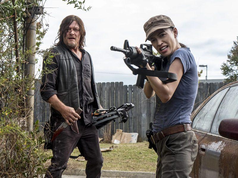 PLANTÃO NERD | Nova showrunner de The Walking Dead diz saber das críticas!