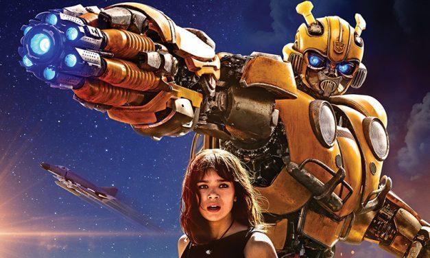 BUMBLEBEE | Novo cartaz nacional do filme destaca John Cena!