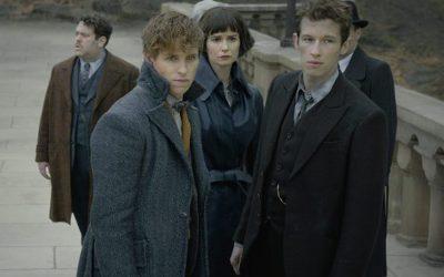 OS CRIMES DE GRINDELWALD | Filme faz sucesso nas bilheterias!