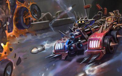 HEAVY METAL MACHINES | Nova temporada do Metal Pass chegou!