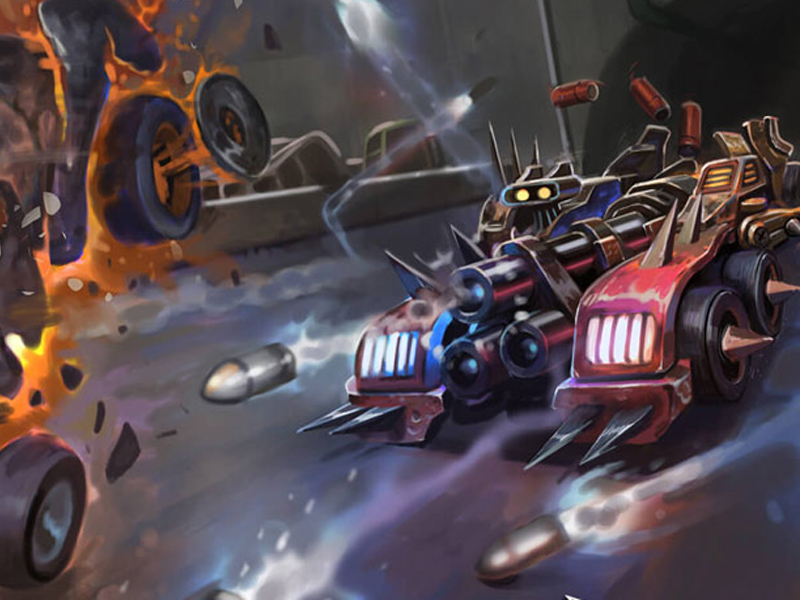 HEAVY METAL MACHINES | Nova temporada do Metal Pass chegou!