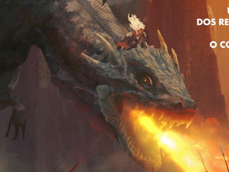 FOGO E SANGUE | Novo livro do universo de GoT é lançado!
