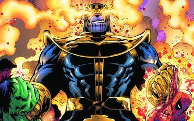 TRILOGIA DO INFINITO | Panini lança Box de gibis do Thanos!