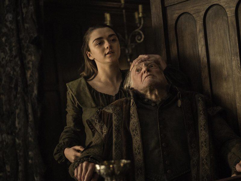CCXP   Maisie Willians, de Game of Thrones, está confirmada no evento!