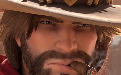 OVERWATCH   Blizzard lança animação revelando relação entre McCree e Ashe!