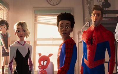 HOMEM-ARANHA NO ARANHAVERSO | Cinemark lança trailer de segurança com os personagens!