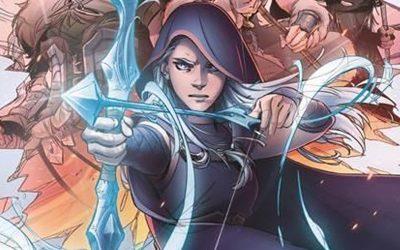 LEAGUE OF LEGENDS | Chegou a hora da Marvel publicar gibis do jogo!