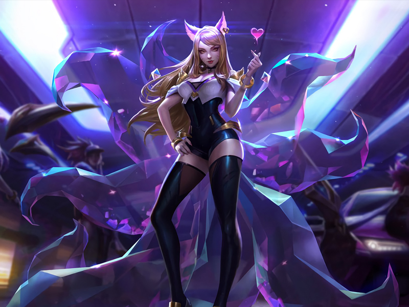LEAGUE OF LEGENDS | Riot lança clipe de K-pop com as personagens do game!