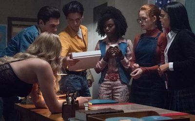 RIVERDALE | Jovens interpretarão seus próprios pais em novo episódio!