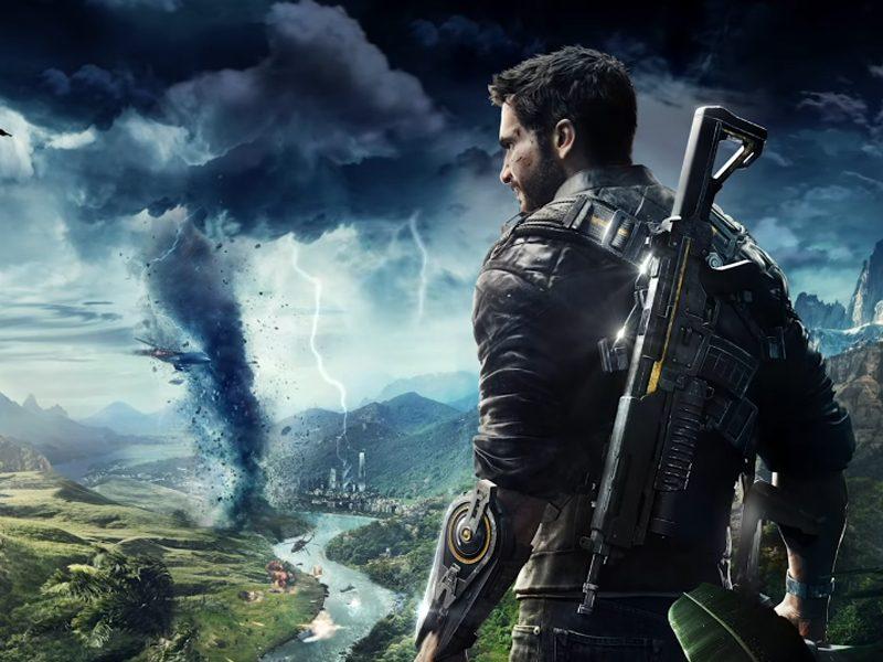 JUST CAUSE 4   Rico volta à guerra em novo trailer do jogo!