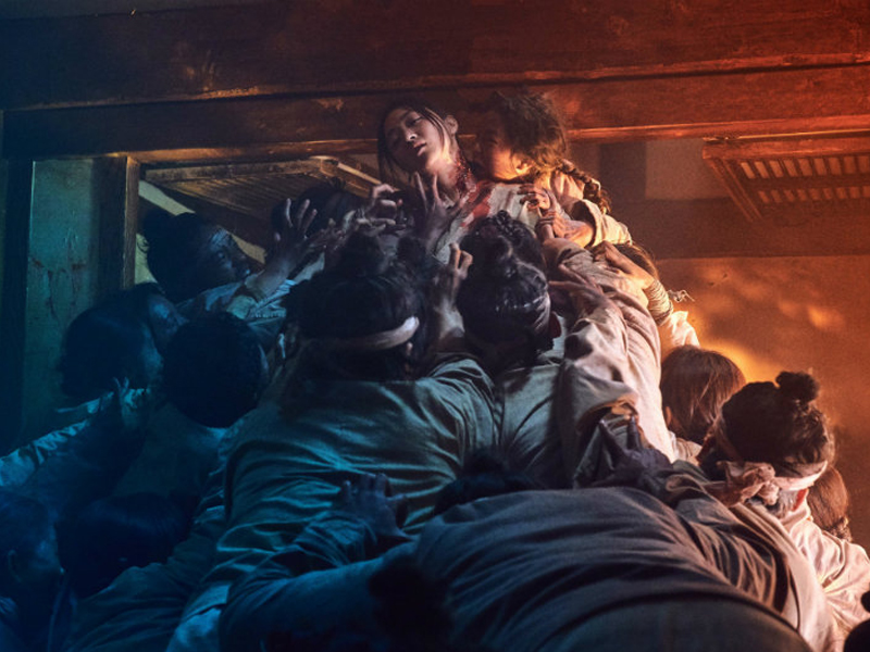 KINGDOM   Série de zumbis da Netflix ganha trailer!