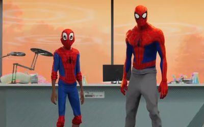 HOMEM-ARANHA NO ARANHAVERSO | Miles usa mais poderes em novo trailer!