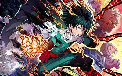 BOKU NO HERO ACADEMIA | Hollywood planeja uma versão live-action do anime!
