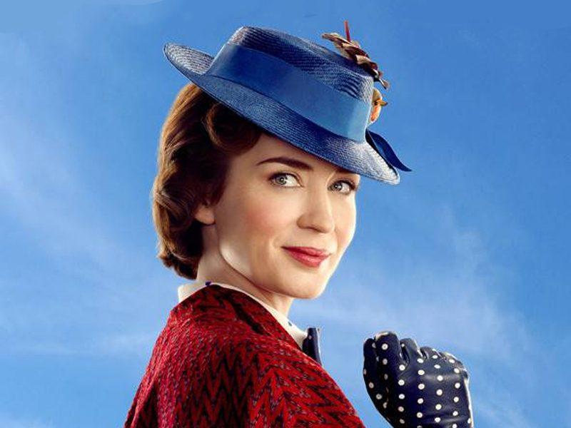 O RETORNO DE MARY POPPINS   Confira o elenco de dublagem do filme!