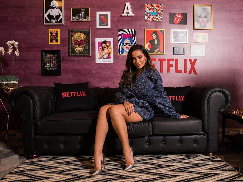VAI ANITTA   Conheça mais da nova série Netflix sobre a cantora!