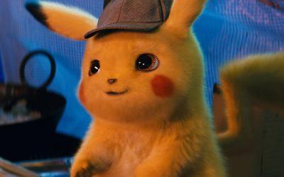 DETETIVE PIKACHU | Filme live action de Pokemon ganha seu primeiro trailer!