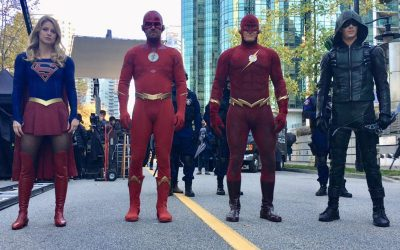 ELSEWORLDS | Crossover de Arrow e Flash ganha teaser!