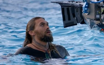AQUAMAN | Warner divulga vídeo com os bastidores do longa!