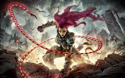 DARKSIDERS III | Pré-venda do jogo garante conteúdos exclusivos!