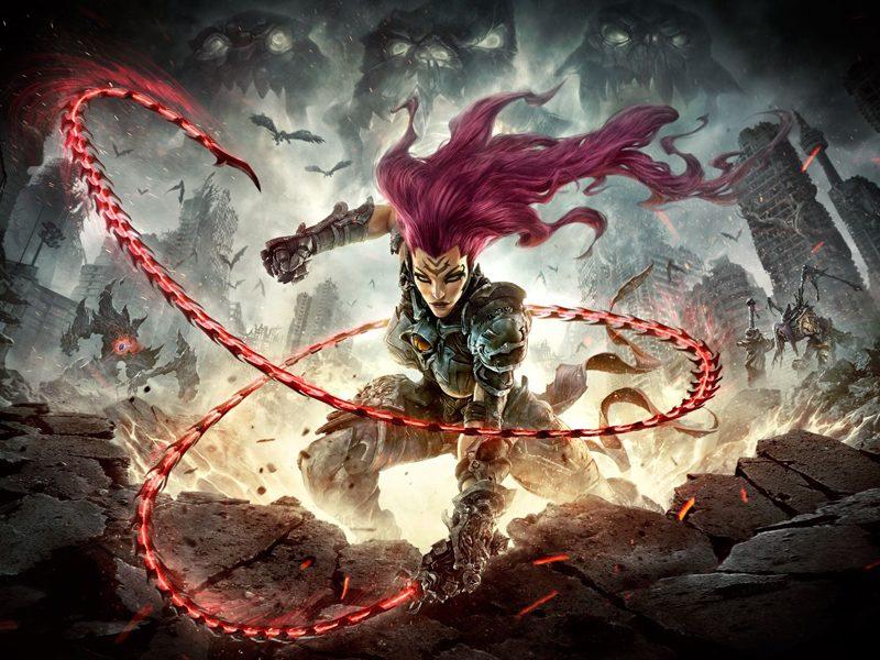 DARKSIDERS III   Pré-venda do jogo garante conteúdos exclusivos!