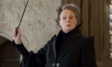 PLANTÃO NERD   Minerva McGonagall estará em Os Crimes de Grindelwald!