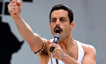 BOHEMIAN RHAPSODY   Alguém precisa dar um Oscar para Rami Malek!