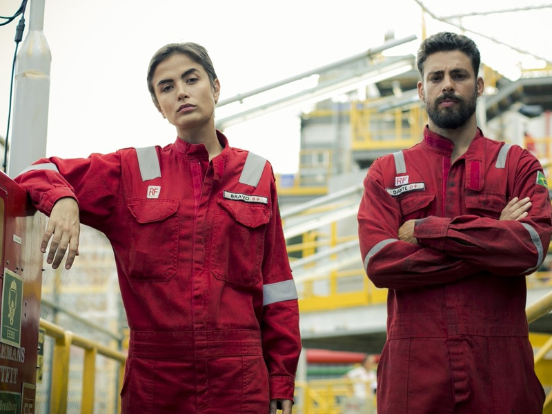 ILHA DE FERRO | Nova série do Globoplay empolga e empodera!
