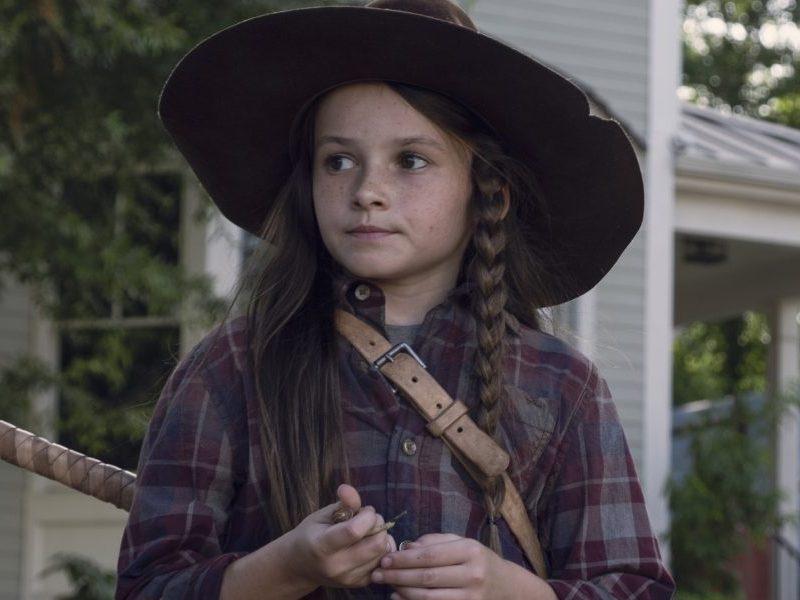 PLANTÃO NERD | Judith assumirá arco de Carl das HQs em The Walking Dead!