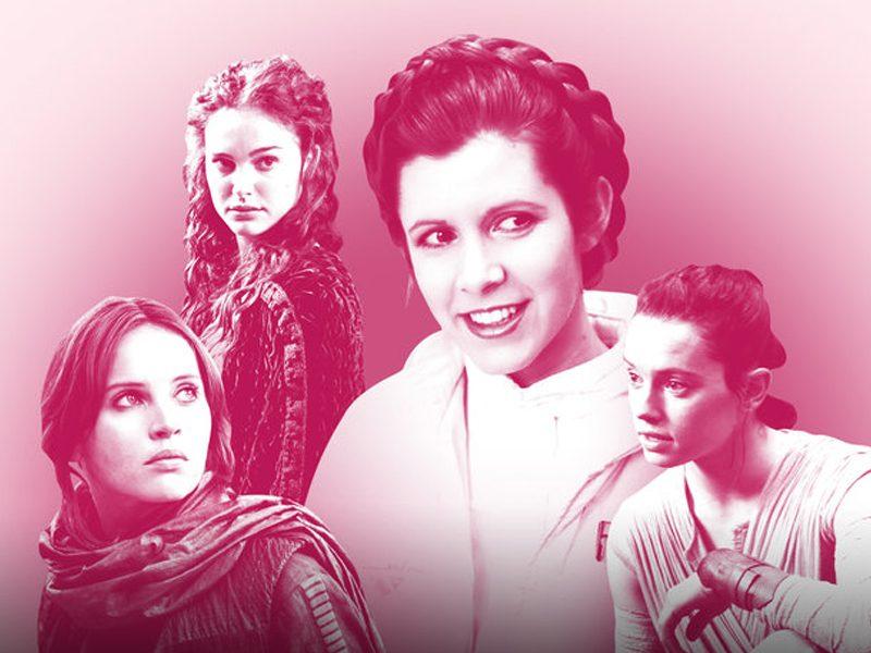 STAR WARS | Disney lança livro sobre personagens femininas da saga!