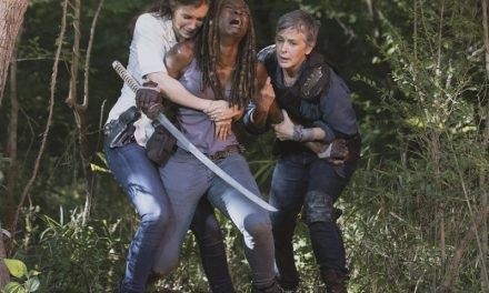 THE WALKING DEAD   A saída de Rick e a ascensão de Judith – s09e05!