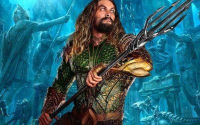 CCXP | Linha Multiverse de Aquaman da Mattel estará no evento!