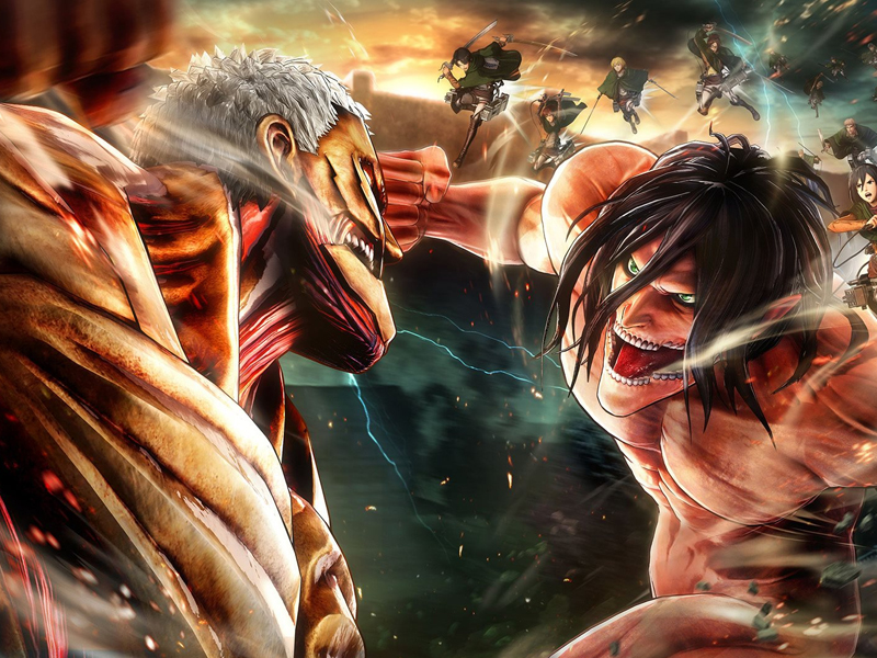 CCXP | Attack on Titan e Black Stories no estande da Galápagos!