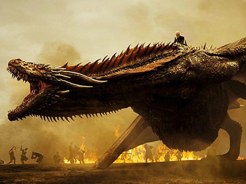 CCXP   Game of Thrones chamará atenção no estande da HBO!