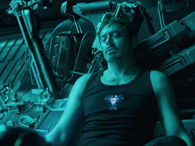 VINGADORES: ULTIMATO   A vida de Tony Stark está acabando em trailer do filme!